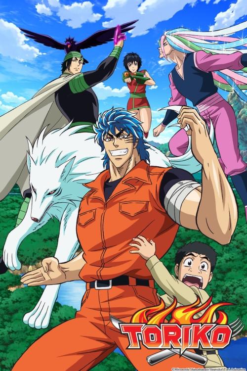 toriko anime