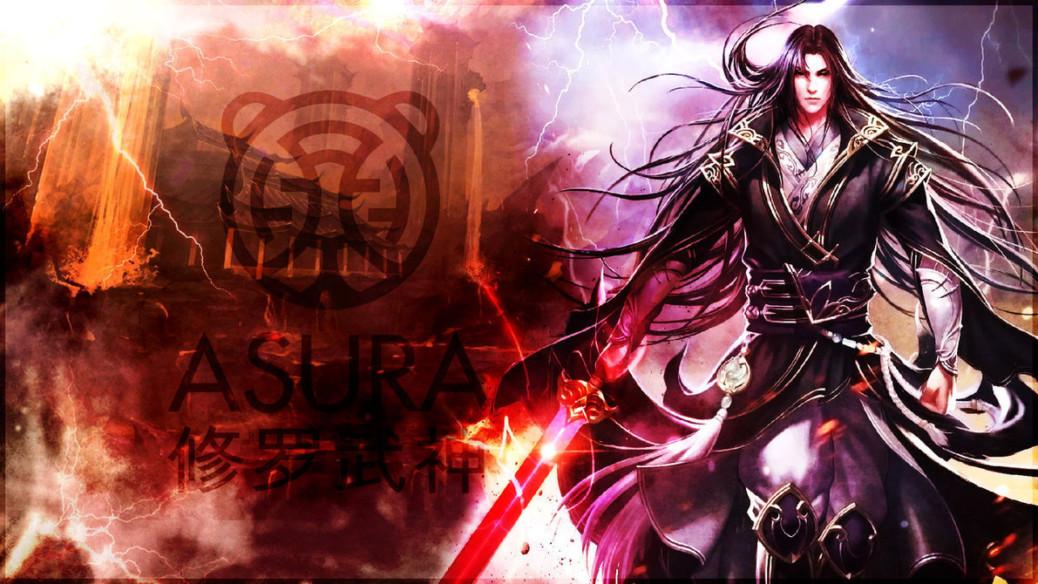 Воинственный Бог Асура