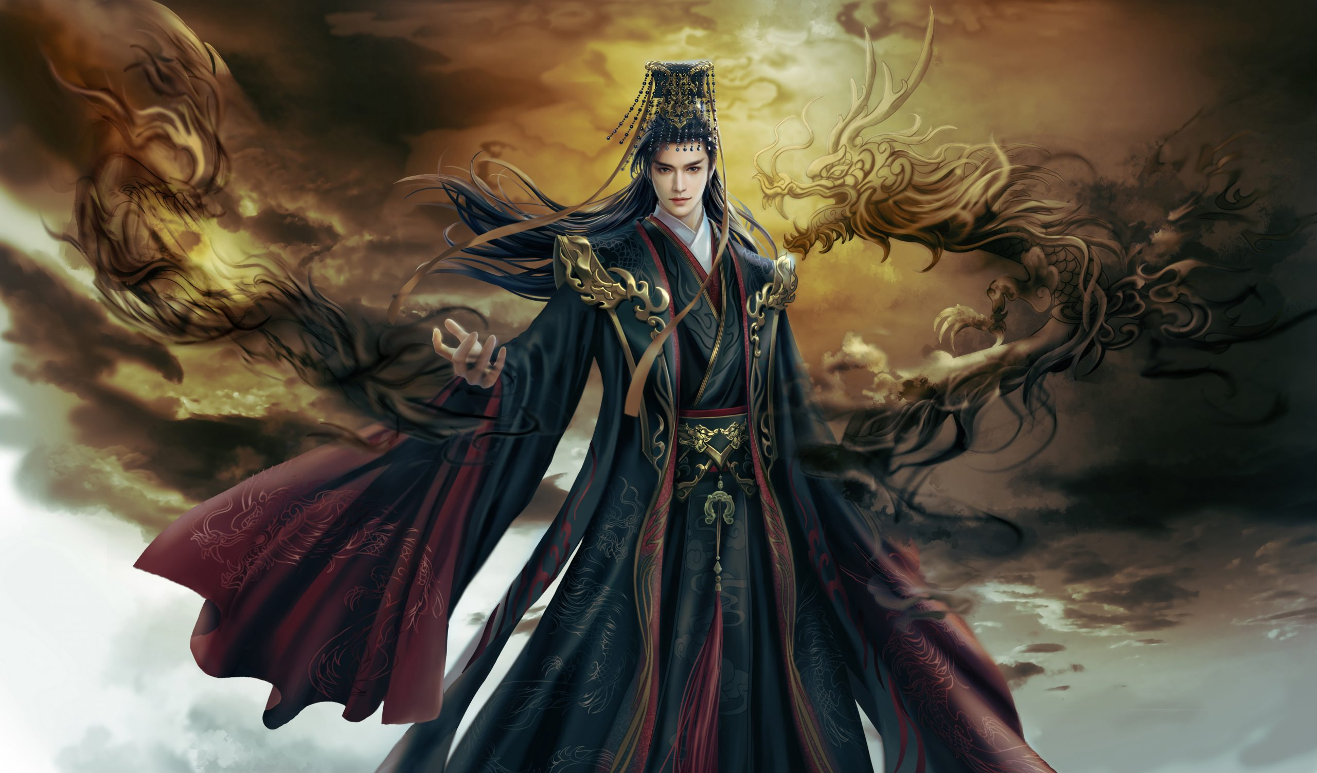 YC Devil Lord (Gold)