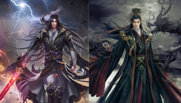 Chu_feng vs Yun_che