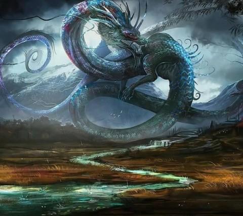 Наследие Бога-Дракона