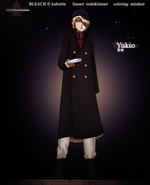 Yukio   Bleach By Mindzor-d49r982